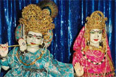 Lord Krishan and Radha