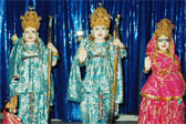 Lord Rama, Laxman and Sita
